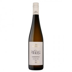 Chardonnay BIO pozdní sběr barrique