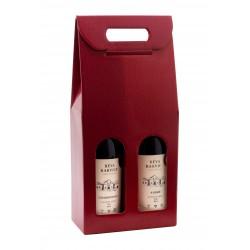 Bio vína v luxusní dárkové krabičce