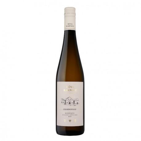 Chardonnay pozdní sběr Barrique