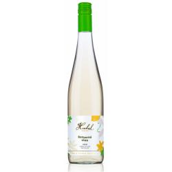 Rozverné víno bílé kabinet