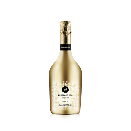 """Prosecco """"BEA"""" GOLD DOC Extra Dry"""