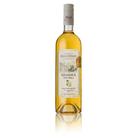 Medové Víno&Ovoce&Med Hruška