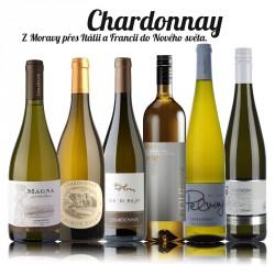 Chardonnay - degustační balíček