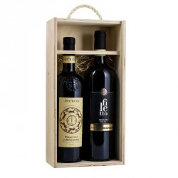 2červená vína ze slunné Itálie