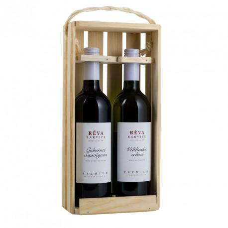 Premiová řada vín za skvělou cenu