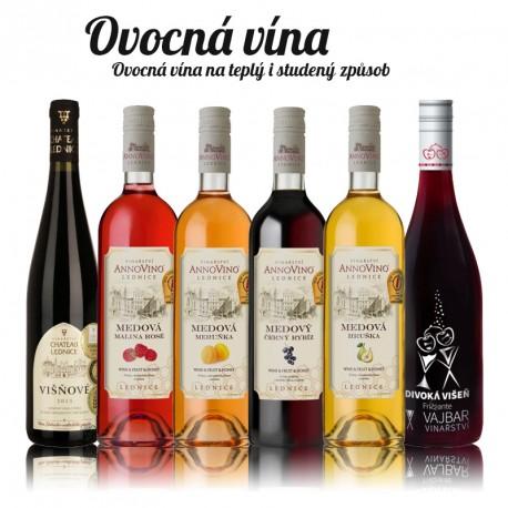 Ovocná vína