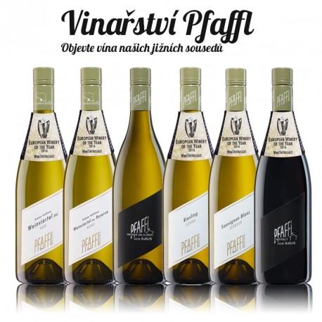 Vinařství Pfaffl - degustační balíček