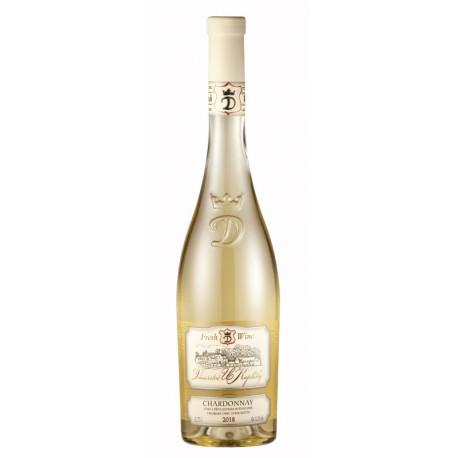 Chardonnay pozdní sběr FRESH