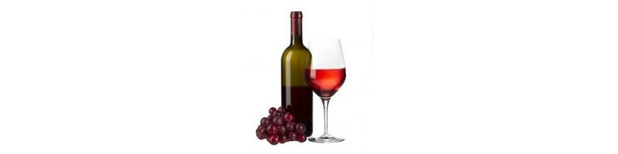 Červená vína