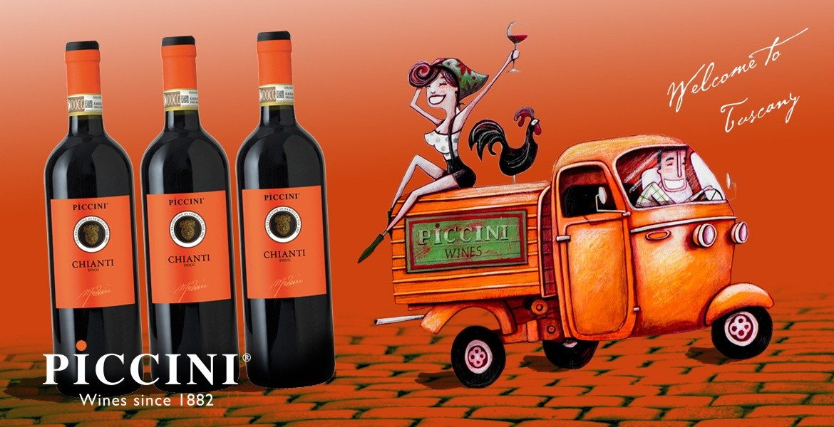 PICCINI WINES SINCE 1882