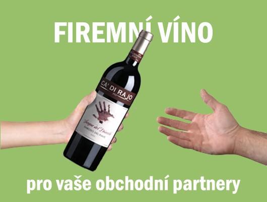 Firemní víno